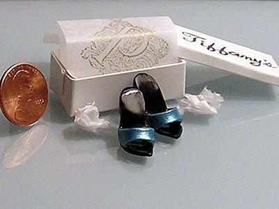 Dolls Ooak Baby Miniature Doll Shoes