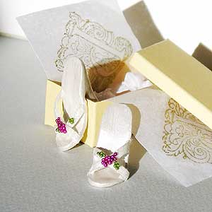 Miniature Doll Shoes